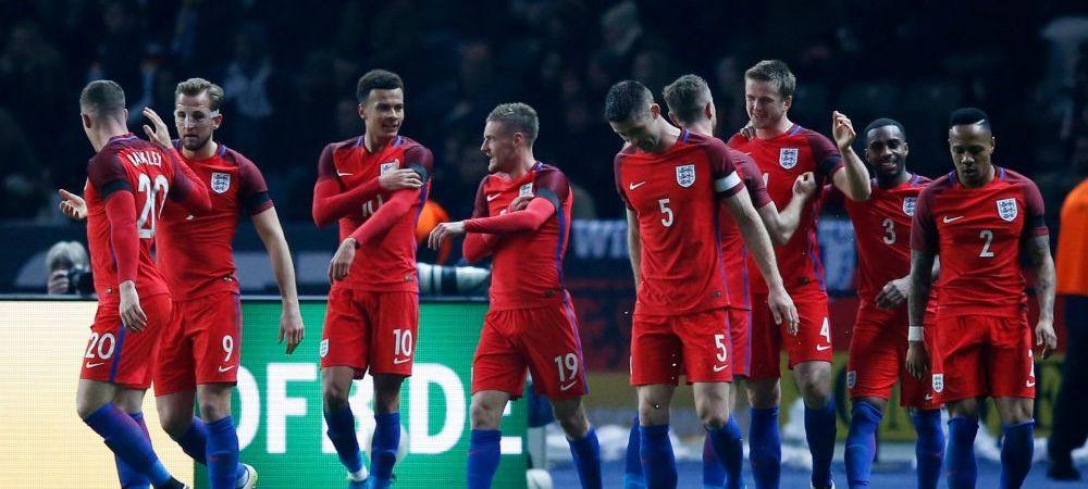 Victorie SENZATIONALA a Angliei cu Germania! Englezii au revenit de la 0-2 cu campioana mondiala si s-au impus cu 3-2! VIDEO