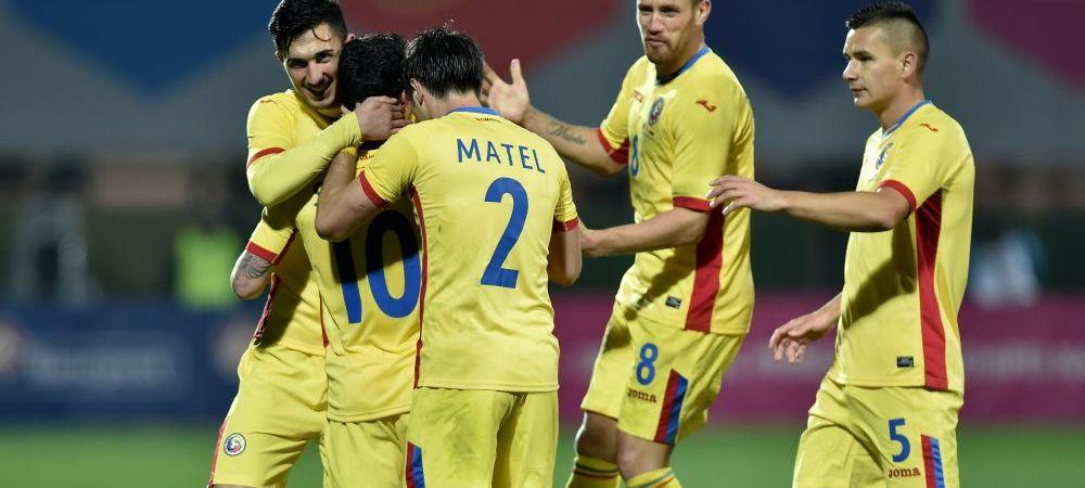 """""""Cu Spania n-o sa mai vedeti jucatorii asa de relaxati!"""" Cei doi jucatori remarcati de Burleanu in victoria cu Lituania"""