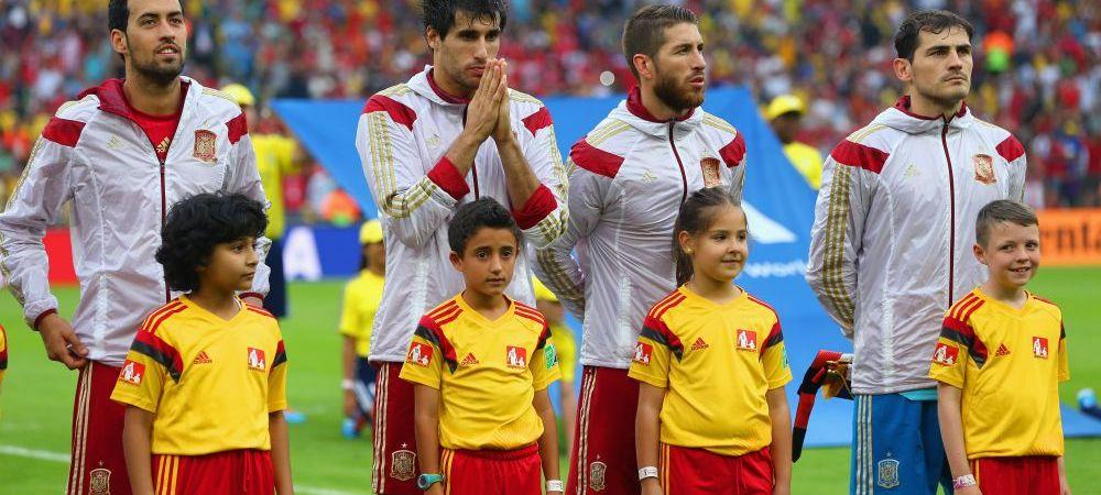 Inca o vedeta a Spaniei va lipsi din avionul de Cluj: Ramos s-a accidentat si ramane la Madrid. Meciul cu Barca, prioritar