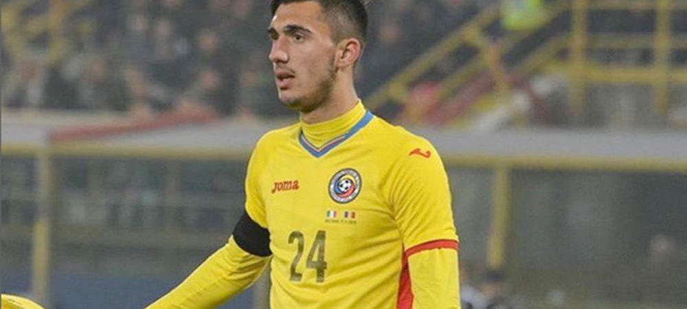 """""""Morata de Romania"""" Veste uriasa pentru tanarul Andrei Ivan! Interesul din Serie A este REAL! Cine vrea sa-l cumpere"""