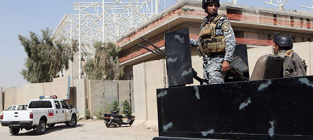 Atentat sinucigas pe un stadion din Irak: sunt cel putin 29 de morti si 65 de raniti pana acum