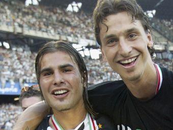 """Au venit niste oameni la poarta, mi-au zis sa-l chem pe Ibra"". Moment amuzant pentru Edi Stancioiu dupa anuntul ca Zlatan e in Romania :)"