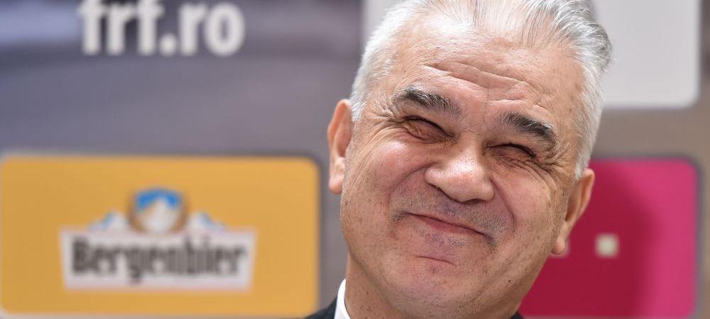 """Iordanescu, intr-un exces de sinceritate inainte de meciul cu Spania: """"Vrem sa vedem diferenta dintre fotbalul mare si fotbalul nostru"""" :)"""