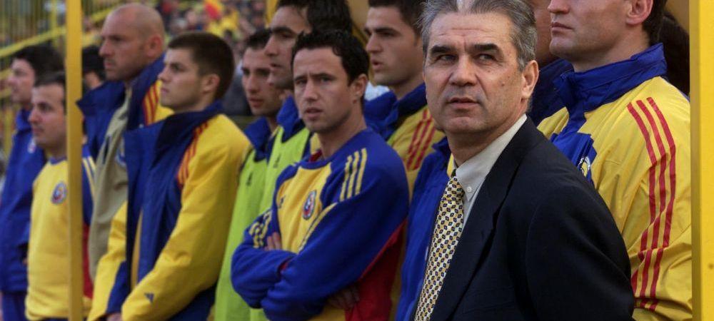Iordanescu are 5 meciuri ca jucator, 2 ca antrenor contra Spaniei. A reusit sa dea si un gol! Vezi cifrele selectionerului