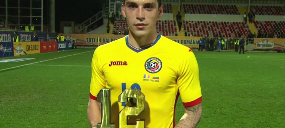 Nicolae Stanciu a castigat din nou trofeul Eu sunt 12! Tu l-ai votat jucatorul meciului!