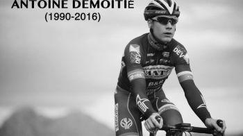 Tragedie in ciclism! Antoine Demoitie a decedat, dupa ce a fost lovit de o motocicleta in cursa. Un alt rutier, infarct pe sosea!