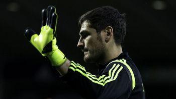 Meciul de la Cluj intra in istorie! Casillas a devenit jucatorul cu cele mai multe selectii in istoria fotbalului european
