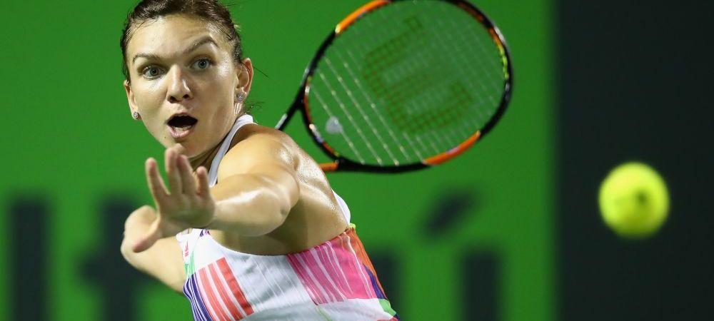 Murray s-a enervat pe mingile Simonei Halep :) Moment incredibil la Miami cu campionul britanic