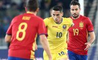 """""""Merita numarul 10, o sa fie clar un jucator de baza la Euro!"""" Stanciu, pariul castigat in meciurile cu Lituania si Spania: """"Asteptam ofertele!"""""""