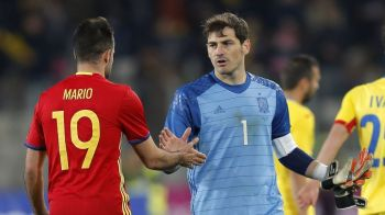 La cine a ajuns tricoul lui Casillas dupa meciul cu Romania, cel mai vanat din nationala Spaniei