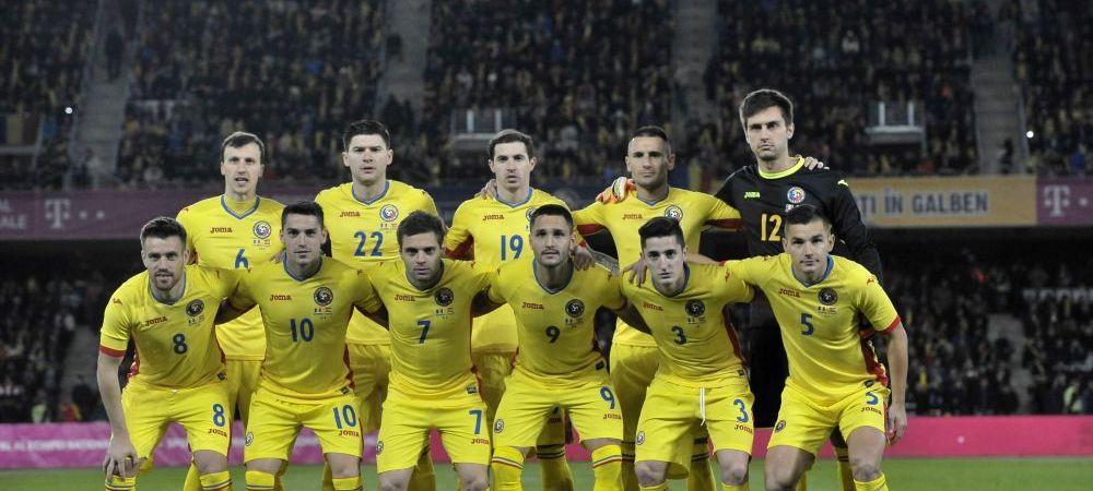 ISTORIE! Romania, echipa din Europa cu cele mai multe meciuri fara infrangere! Suntem pe 3 in lume!