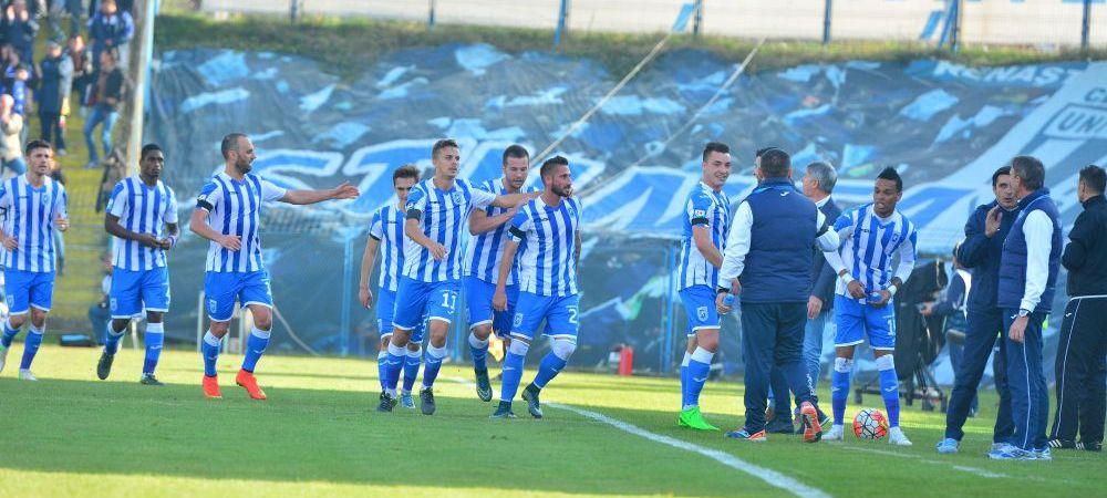 CSU Craiova 2-1 Botosani, dupa un meci dramatic! Oltenii viseaza la Europa| Voluntari 1-0 CFR Cluj, Chiajna 1-1 CSMS Iasi, Petrolul 1-0 Timisoara