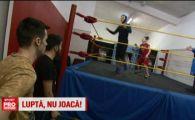 A aparut prima scoala de wrestling din Romania! Un scotian ii invata pe romani sa ajunga ca Randy Orton sau John Cena!