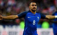 Gol INCREDIBIL marcat de Payet pentru Franta: lovitura libera IMPOSIBIL de oprit! Cum l-a distrus pe portarul Rusiei