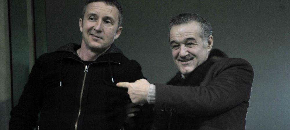"""""""Nu inteleg de ce vorbim acum de Nicusor Stanciu!"""" Ce spune noul director sportiv al Stelei despre cel mai bun jucator al Romaniei in meciurile cu Lituania si Spania"""