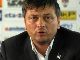 Stanciu se intoarce la ASA sa fie 'Director Departament Sport'. :) Anuntul facut la Tg. Mures