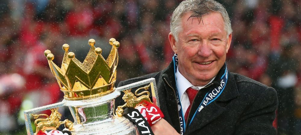 """""""Acum incepe marele examen pentru ei!"""" Cuvintele uriase ale lui Sir Alex Ferguson pentru Leicester"""