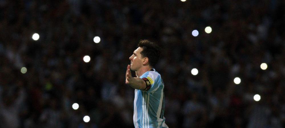 Messi, doar cu buletinul! Starul Argentinei n-a fost recunoscut la un control antidoping! Ce record e aproape sa bata la nationala