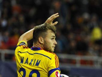 Inainte de Marica, Steaua a incercat sa dea lovitura cu Maxim! De ce a refuzat mijlocasul transferul