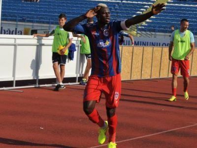 """WANTED: Ousmane N'Doye, mijlocas, 38 de ani :) Senegalezul a plecat de la ASA in plin campionat, nemultumit de situatia de la club: """"E in Senegal sau in SUA"""""""