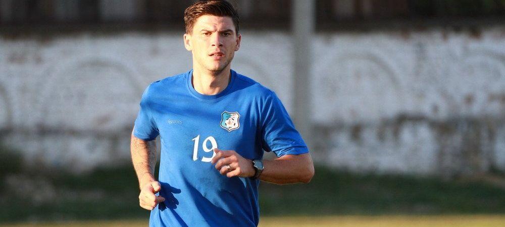Sapunaru si-a aflat suspendarea dupa incidentul din finalul meciului cu Steaua! EXCLUSIV: Reactia oficialilor gorjeni