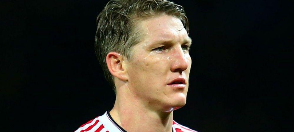 """Anunt de ultima ora facut de Van Gaal: """"E o accidentare tragica!"""" Ce sanse are Schweinsteiger sa mai ajunga la Euro"""