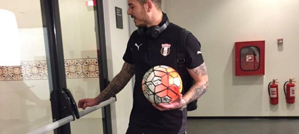 "Alibec a mai dat un gol, in meciul cu Iordanescu: ""Sa vina sa ma cantareasca. Nu mai slabesc niciun kg, vreti sa mor pe teren?!"""