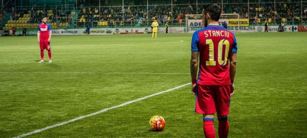Stanciu e mai mult de JUMATATE din Steaua! Cum a ajuns de la un jucator de lot un om de 10 milioane de euro