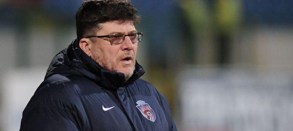 FC Botosani si-a numit azi noul antrenor! Cine vine in locul lui Pustai pentru finalul campionatului