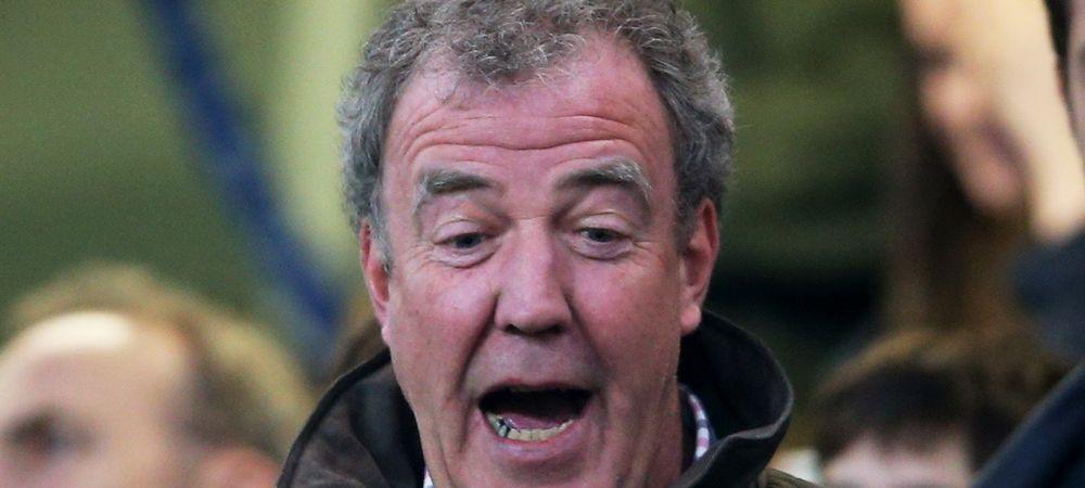 """Jeremy Clarkson, plin de sange si murdar dupa o cascadorie periculoasa: """"Am supravietuit!"""""""