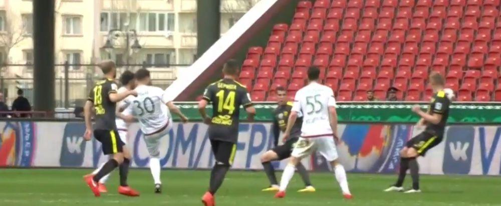 Se apropie Euro? S-a trezit si GROZAV :) Dubla pentru atacantul roman in campionatul Rusiei! VIDEO