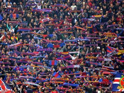 Steaua a luat un inel, fanii uita de 'divort' :) Cati suporteri sunt asteptati diseara pe National Arena! Steaua - ASA, ora 20:30