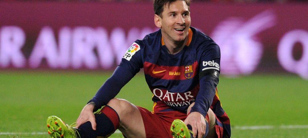Probleme pentru Messi? Imaginile surprinzatoare de la Barca - Real. Cum a fost filmat pe teren. VIDEO