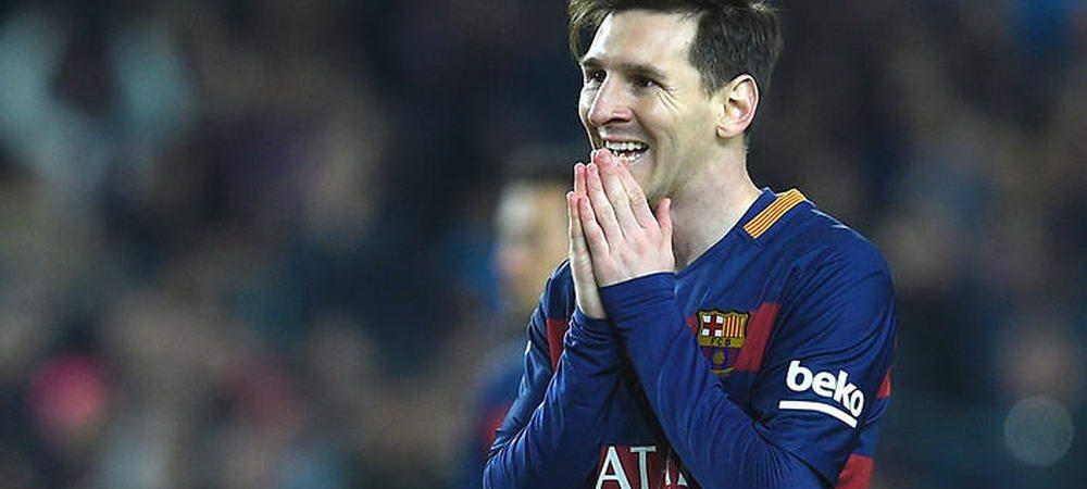 PANAMA PAPERS | Messi, implicat in scandalul care zguduie lumea bogatilor! Peste 11 milioane de documente secrete au fost facute publice