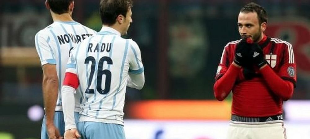 Stefan Radu are un nou antrenor! Pioli a fost schimbat cu Inzaghi dupa umilinta din derby-ul cu AS Roma