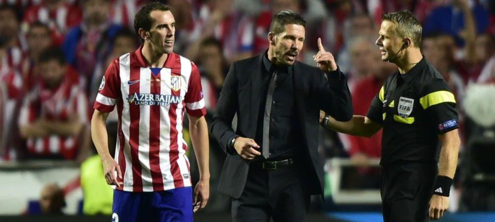 Veste importanta pentru Simeone! Capitanul lui Atletico va fi APT pentru meciul cu Barcelona de marti, 21:45, la ProTV!