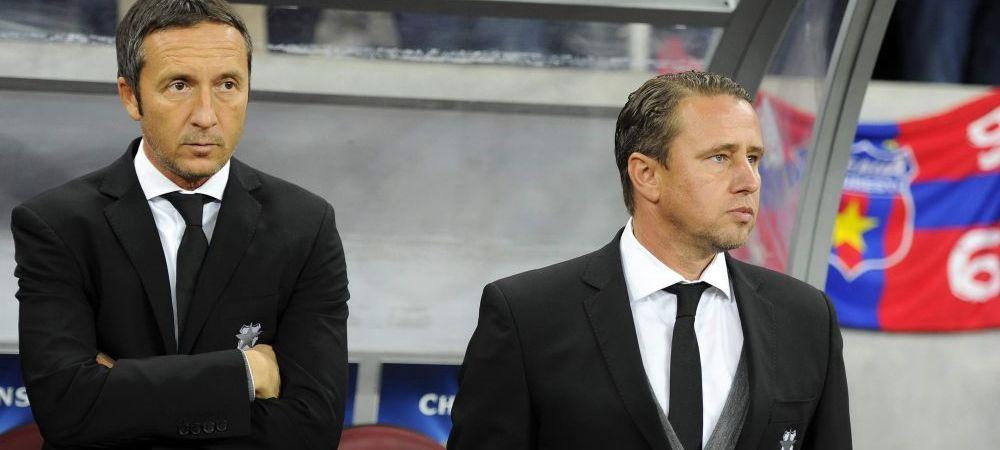 MM a revenit in fotbal, revine si pe banca! Directorul sportiv al Stelei va sta langa Reghe la meciul cu Dinamo