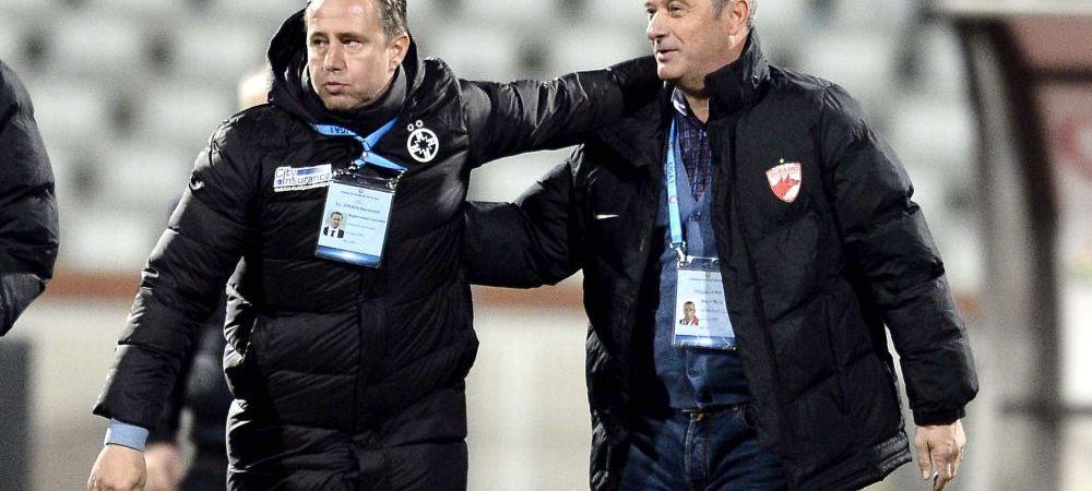 """Rednic, despre gafa lui Cerniauskas: """"Nu-i nimic, o sa-l felicit dupa meciul cu Steaua!"""" 5 puncte diferenta inainte de derby!"""