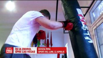 """Bombardierul Moldovei tinteste Mondialul de MMA din Las Vegas: """"In cusca sunt ca avioanele de lupta!"""""""