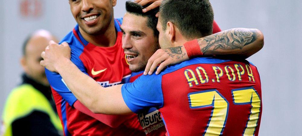"""""""Nu impresioneaza pe nimeni. Daca joaca asa, cred ca vor avea probleme"""". Steaua a legat 5 victorii consecutive, insa nu pare inca in varful de forma"""