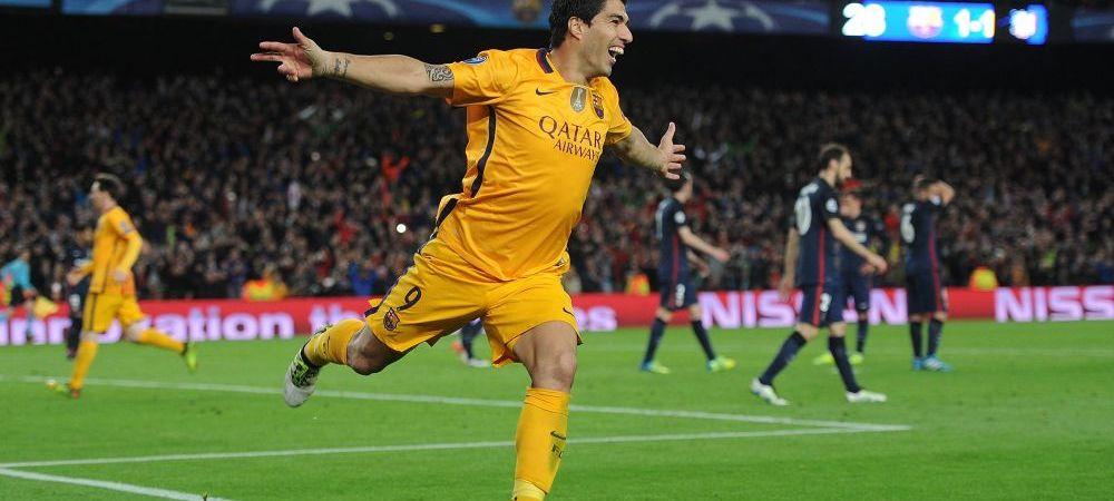 THRILLER PE CAMP NOU! Barca 2-1 Atletico. Dubla lui Suarez rastoarna un meci nebun. Torres a deschis scorul si a fost eliminat | Bayern 1-0 Benfica. VEZI REZUMATELE
