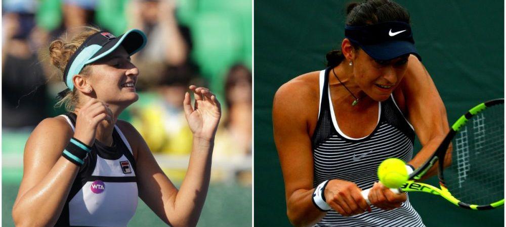 """Ce spune Ilie Nastase despre gestul reprobabil al frantuzoaicei Garcia: """"Meciul trebuia oprit, si eu am patit asta la Roland Garros"""""""