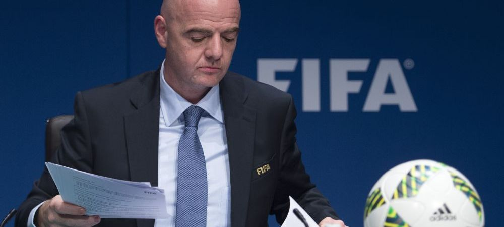 O noua pata pe FIFA si UEFA: omul ales pentru a curata fotbalul, implicat intr-un dosar de evaziune. Gianni Infantino apare in documentele Panama Papers