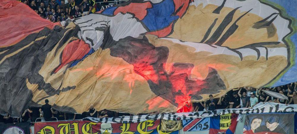 INVAZIE pe National Arena! Stadionul are sanse mari sa fie PLIN la Steaua - Dinamo de duminica. Cati dinamovisti vin la meci