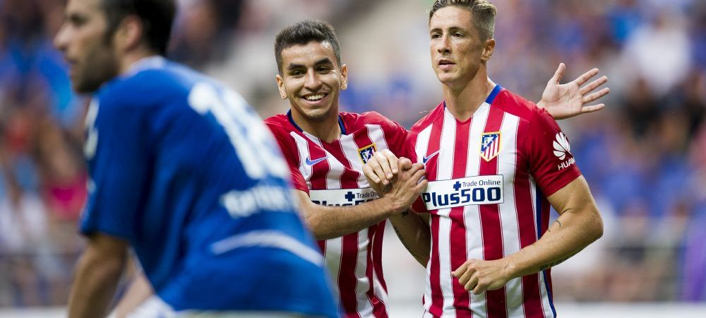 A fost inger si demon pentru Atletico, dar a castigat un contract nou! Spaniolii anunta ca Fernando Torres va ramane la Madrid, de unde s-ar putea retrage