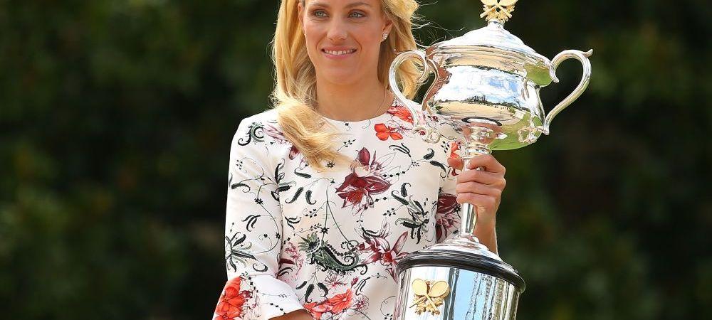 Germania vine la Cluj cu detinatoarea trofeului de la Australian Open si locul 2 mondial: Kerber, in echipa de FED Cup. Cum arata echipa