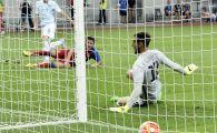 Steaua a fost penalizata pentru incidentele de la meciul cu ASA! Teixeira a primit o etapa si nu va juca cu Viitorul