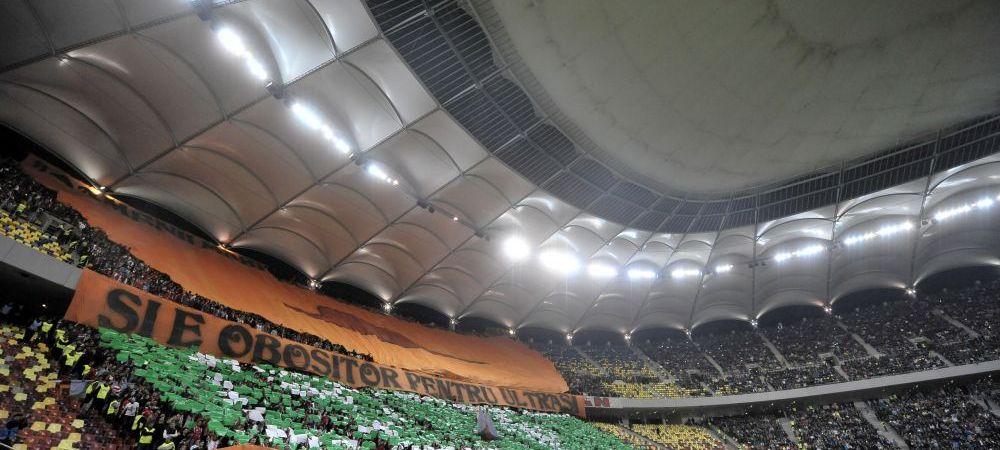 Imagini senzationale de pe National Arena de la derby   GESTUL lui Chipciu la schimbare, dupa ce a fost huiduit de tot stadionul! Ce a facut   Reghe l-a pierdut pe Pintilii pentru meciul cu Astra