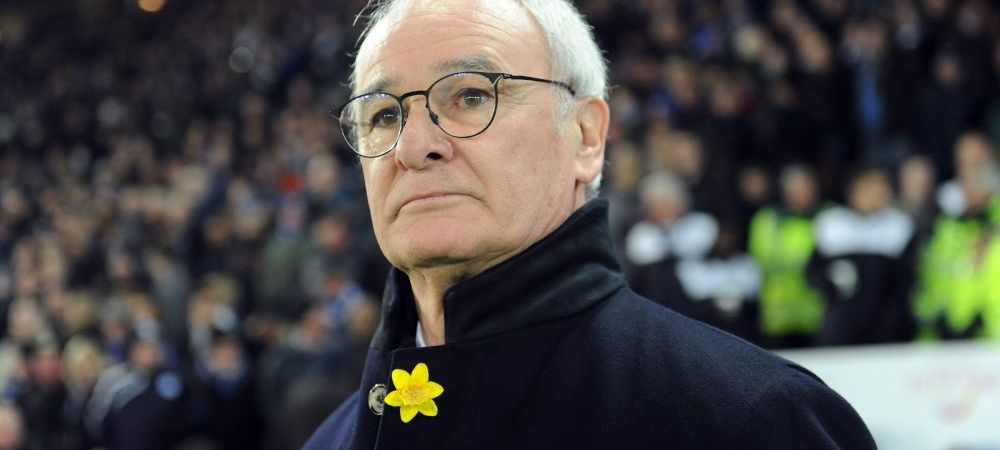 """""""Voi visati, noi muncim"""" Scrisoarea FENOMENALA a lui Claudio Ranieri pentru fanii lui Leicester! Ce nebunie pregateste daca va castiga titlul"""