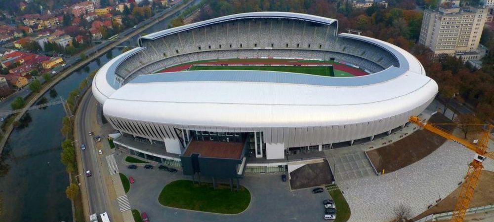 Surpriza uriasa! Romania - Spania la tenis, pe Cluj Arena! Nadal, asteptat cu 30.000 de spectatori in tribune